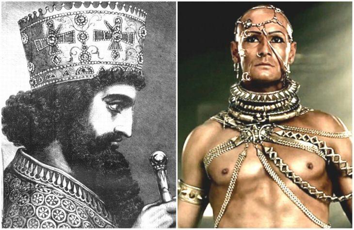 Representações de personagens históricos pode ser exagerada!