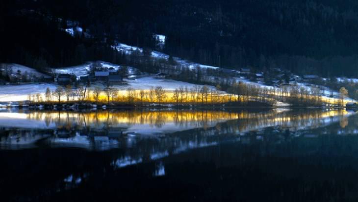 Conheça a bela Áustria