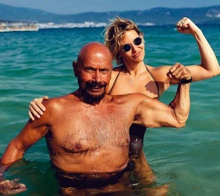 homem de 95 anos aparenta metade da idade