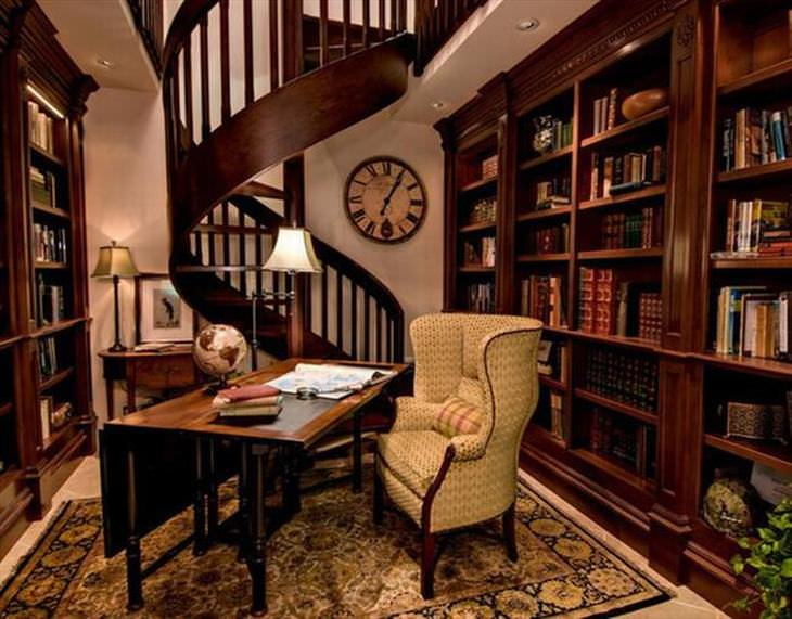 Bibliotecas majestosas no mundo