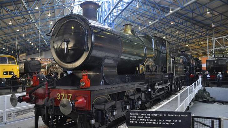 Os 10 trens a vapor mais rápidos da história