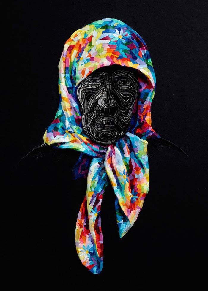 As Coloridas Obras de Yulia Brodskaya