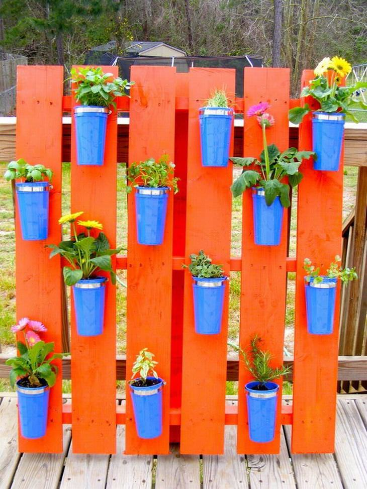 20 Maneiras de Criar Um Jardim Vertical