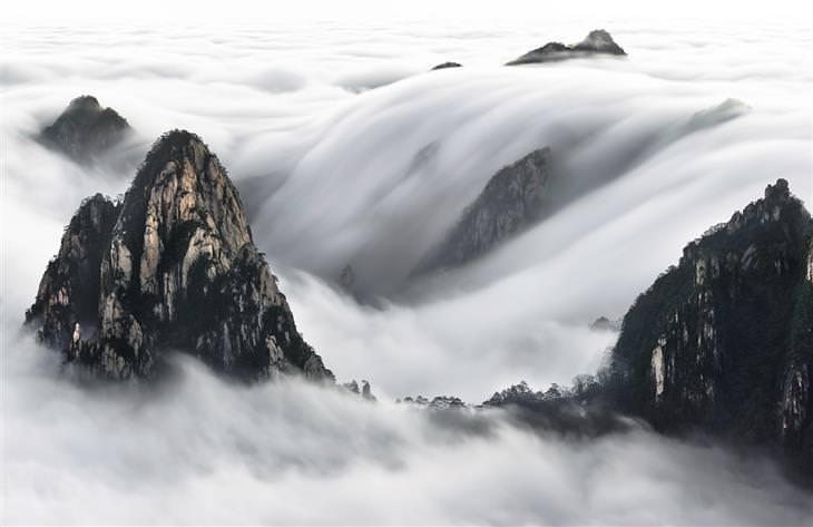 fotos impressionantes da natureza