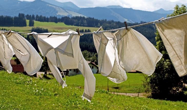 piada do lençol da vizinha