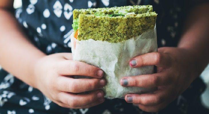 pão de brócolis