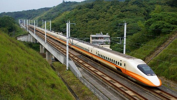 os trens mais rápidos e velozes do mundo