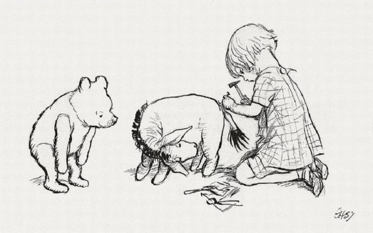 As Sábias Palavras do Ursinho Pooh