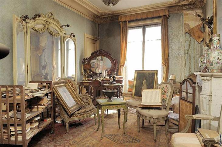 um apartamento em paris que parou no tempo por 70 anos