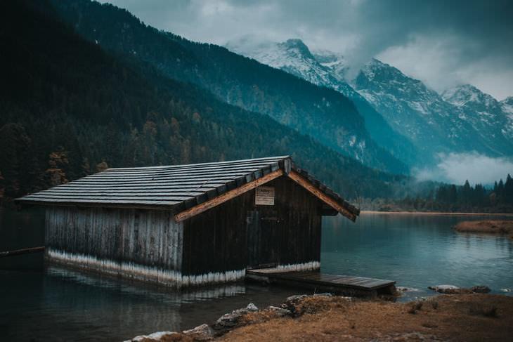 paisagens da áustria