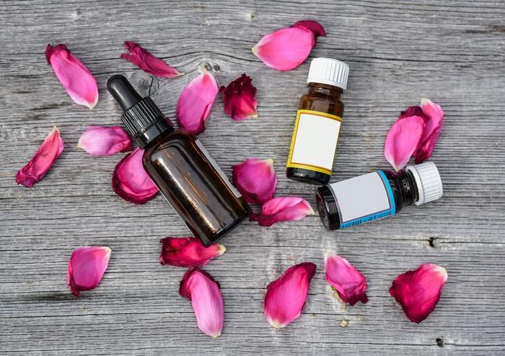 óleos essenciais para dor de cabeça