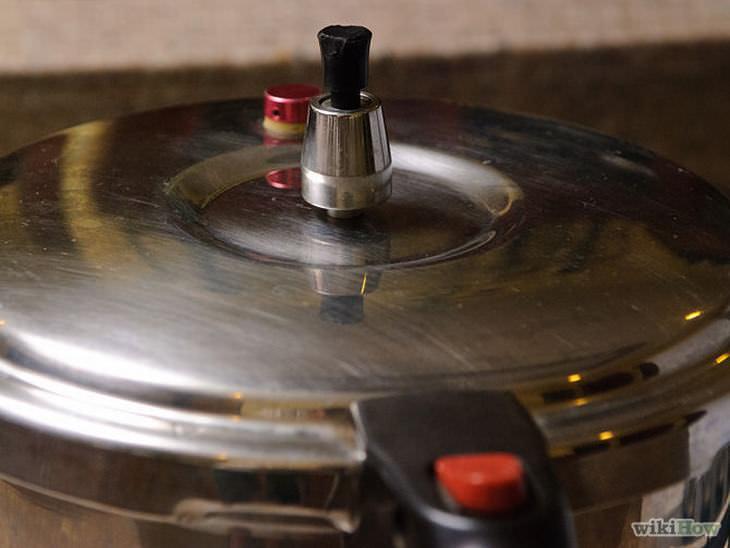 O jeito seguro de usar a panela de pressão