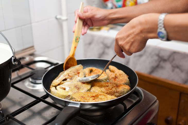 como cozinhar o peixe corretamente