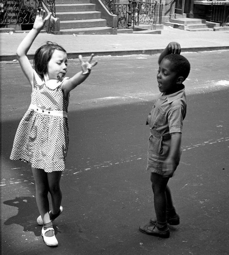 Fotos antigas criancas
