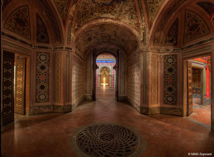 Conheça o Castello di Sammezzano - uma jóia mourisca