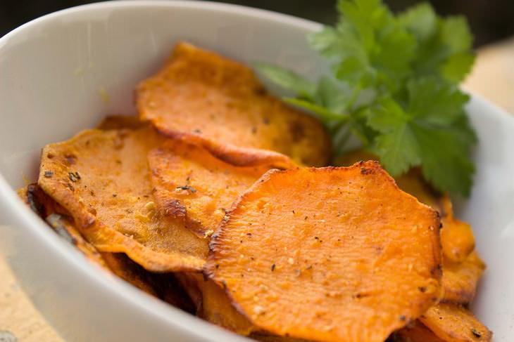 os benefícios da batata-doce para a saúde