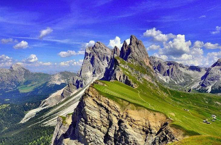 27 lugares incríveis da Itália