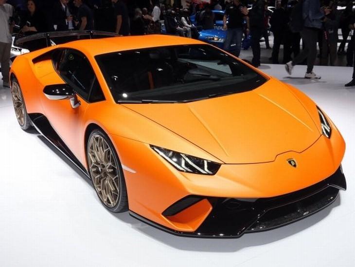 os carros mais caros de 2017
