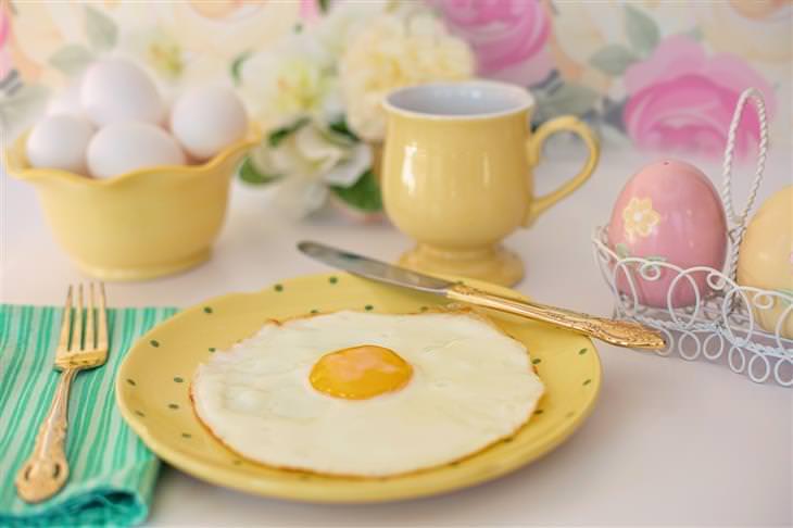 Os Incríveis Benefícios do Ovo Para a Saúde