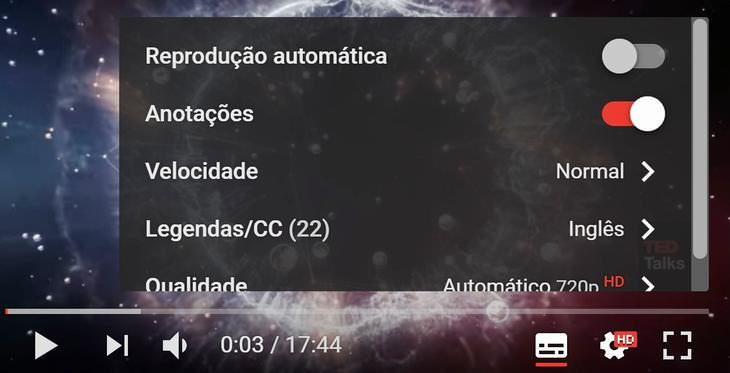 TED Papa Francisco em português