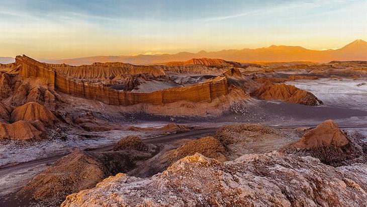 A Beleza do Deserto do Atacama