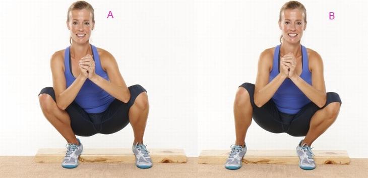 3 exercícios simples para combater a dor do joelho e quadril
