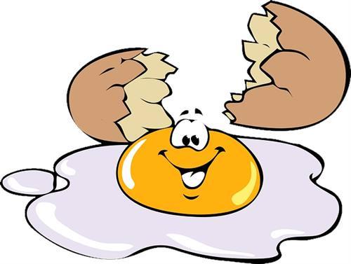 Piada hilária: A mulher que não sabe fritar ovo...