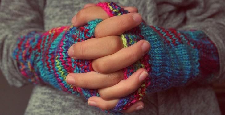 11 maneiras que o tricô pode beneficiar a sua saúde