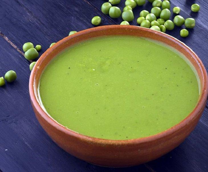 receita sopa de ervilha
