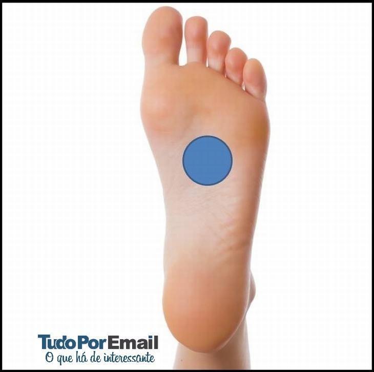 reflexologia nos pés para dor de cabeça tudoporemail