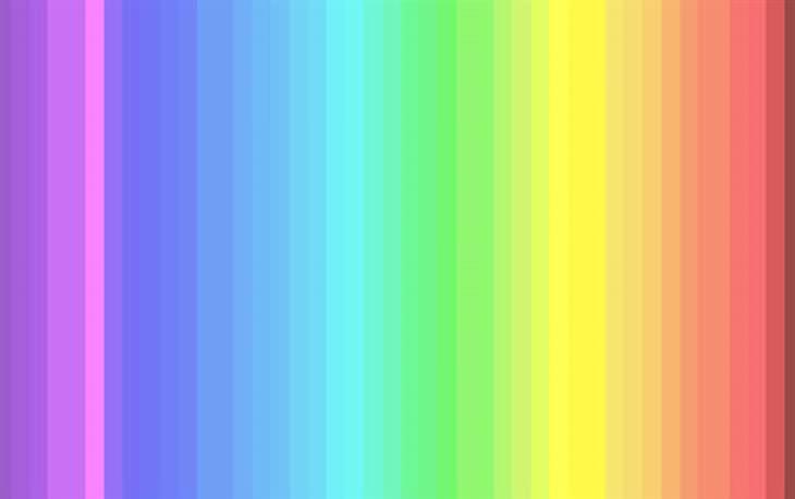 teste de visão cores