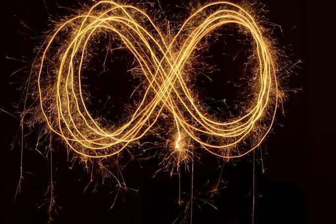 símbolo do infinito