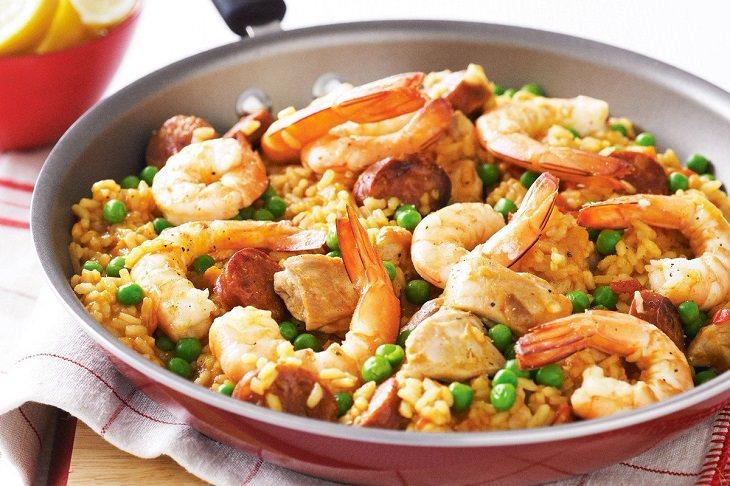 receita de paella tudoporemail