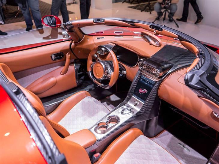 carro Koenigsegg Regera