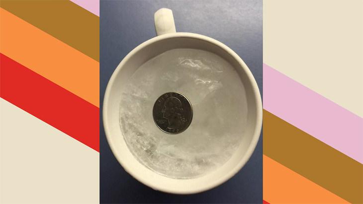 truque da moeda na água congelada preserva alimentos tudoporemail