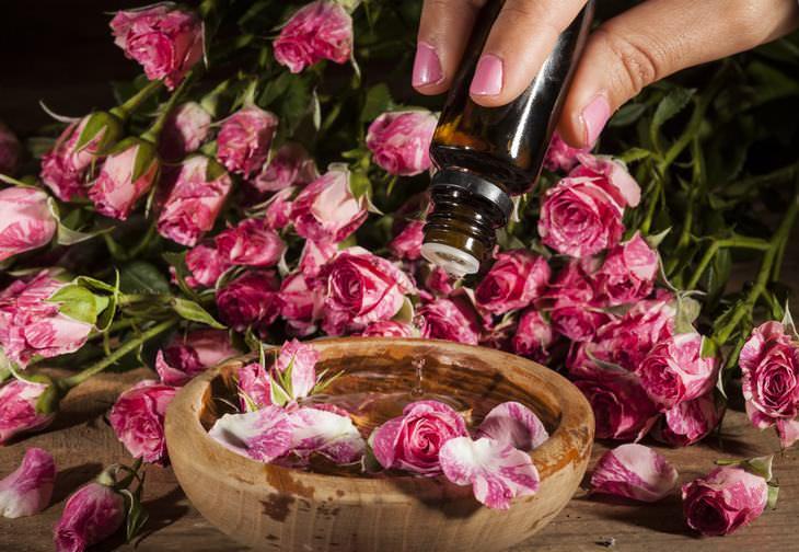 10 Benefícios do óleo essencial de rosas à saúde