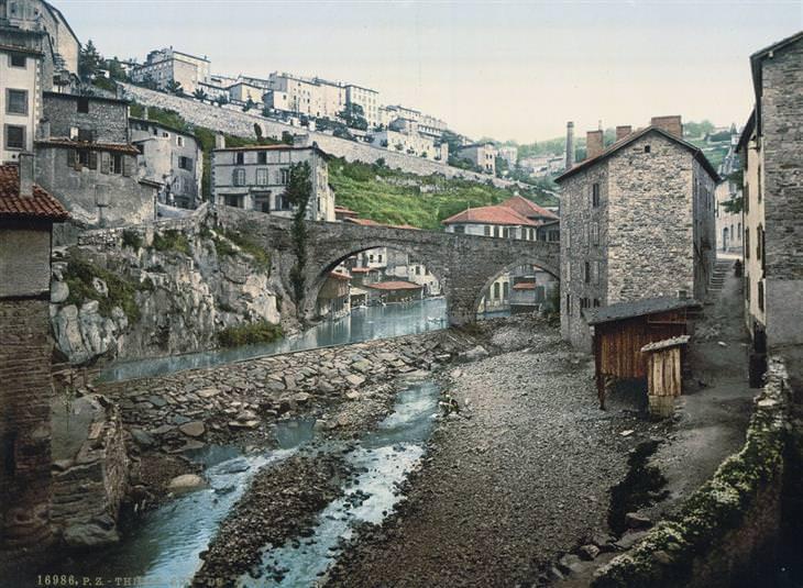 fotos França antiga