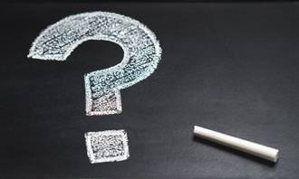 Pergunta de interrogação
