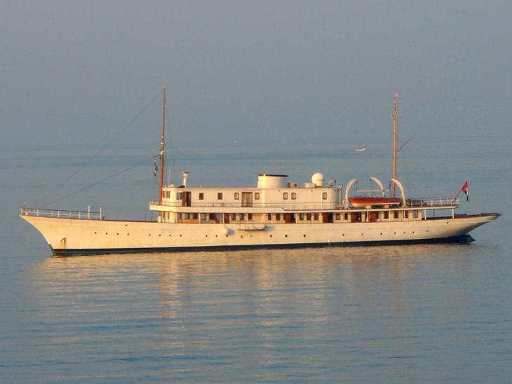 Os 10 Navios mais antigos do mundo ainda em atividade