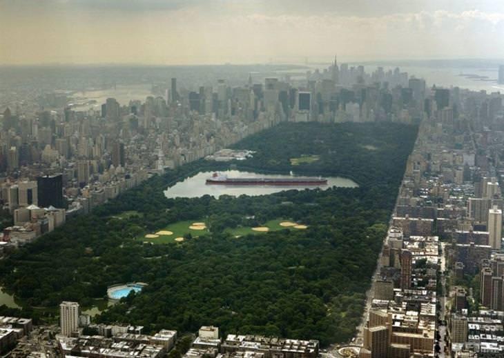 10 construções gigantes sob um novo ponto de vista