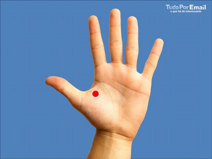 5 pontos de acupressão para saúde e bem estar