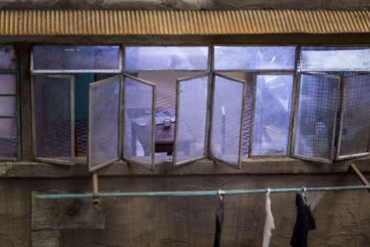 cidade miniatura de hong kong do artista joshua smith