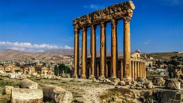 turismo e viagem - As 10 Maiores construções romanas de todos os tempos