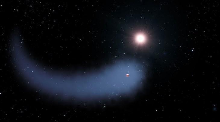os 10 exoplanetas mais raros e estranhos do univeso