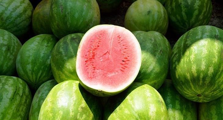 piada do feirante vendedor de melancia