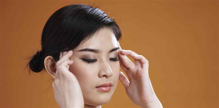 8 Pontos de acupressão para melhroar a memória e a concentração