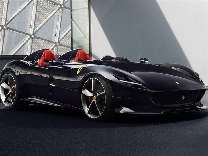 modelos Ferrari