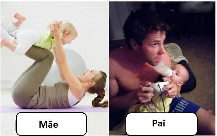 pais e Mães