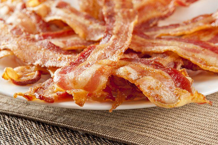 utilidades da gordura do bacon