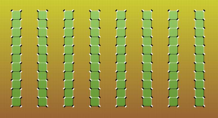 ilusões de óptica